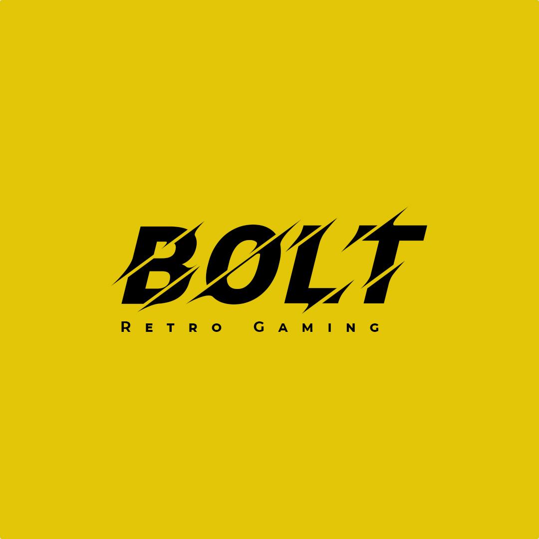 Bolt Retro Gaming logo