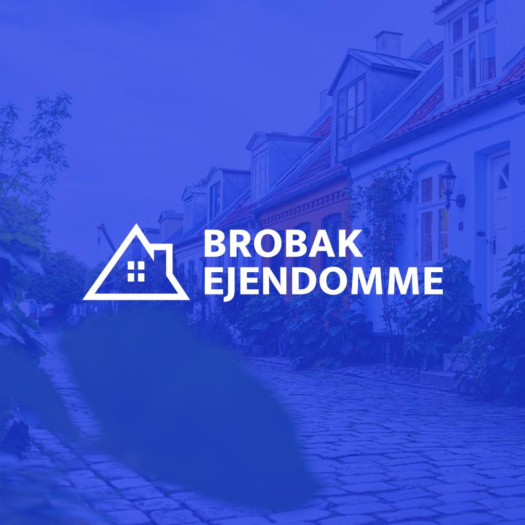 Brobak Ejendomme logo