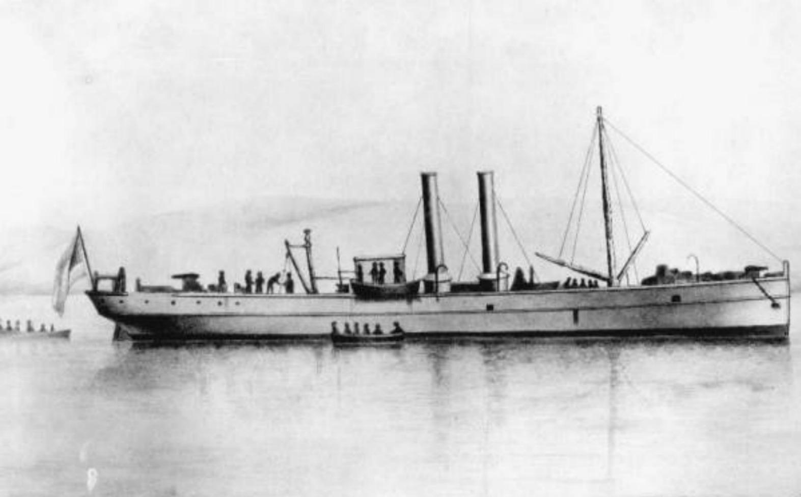 Tallahassee naval ship