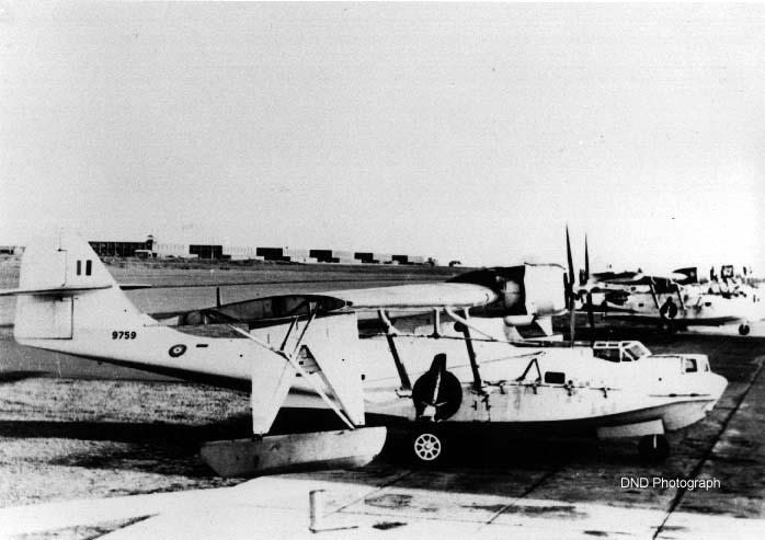 Shearwater vintage airplane