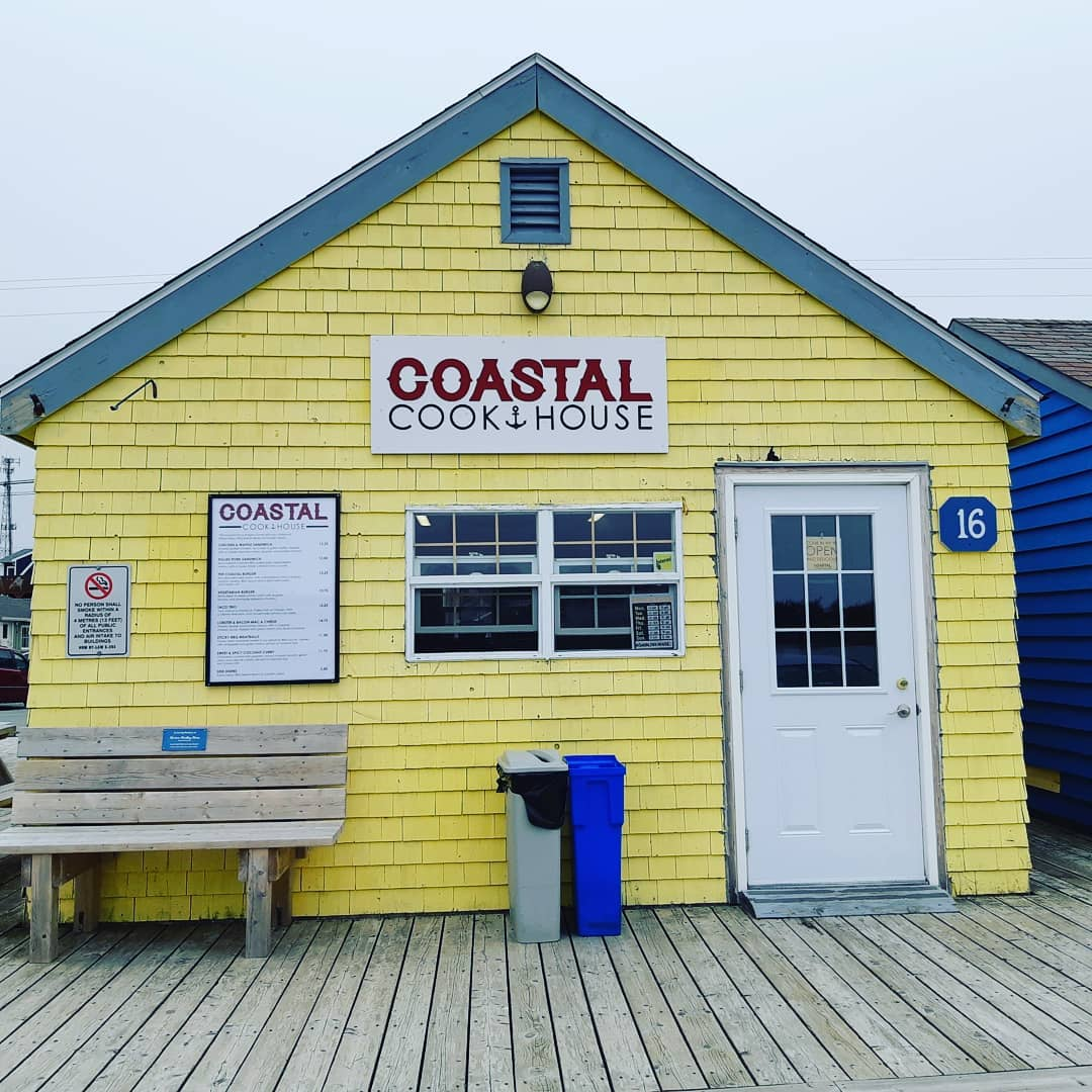 Coastal Cookhouse storefront
