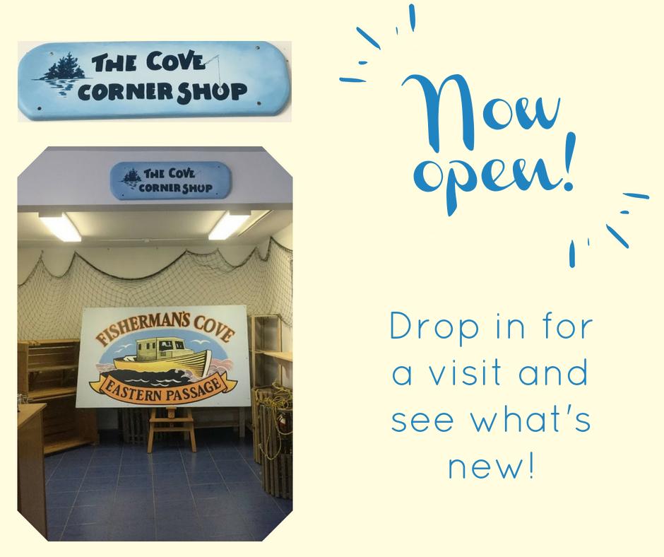 The Cove Corner Shop