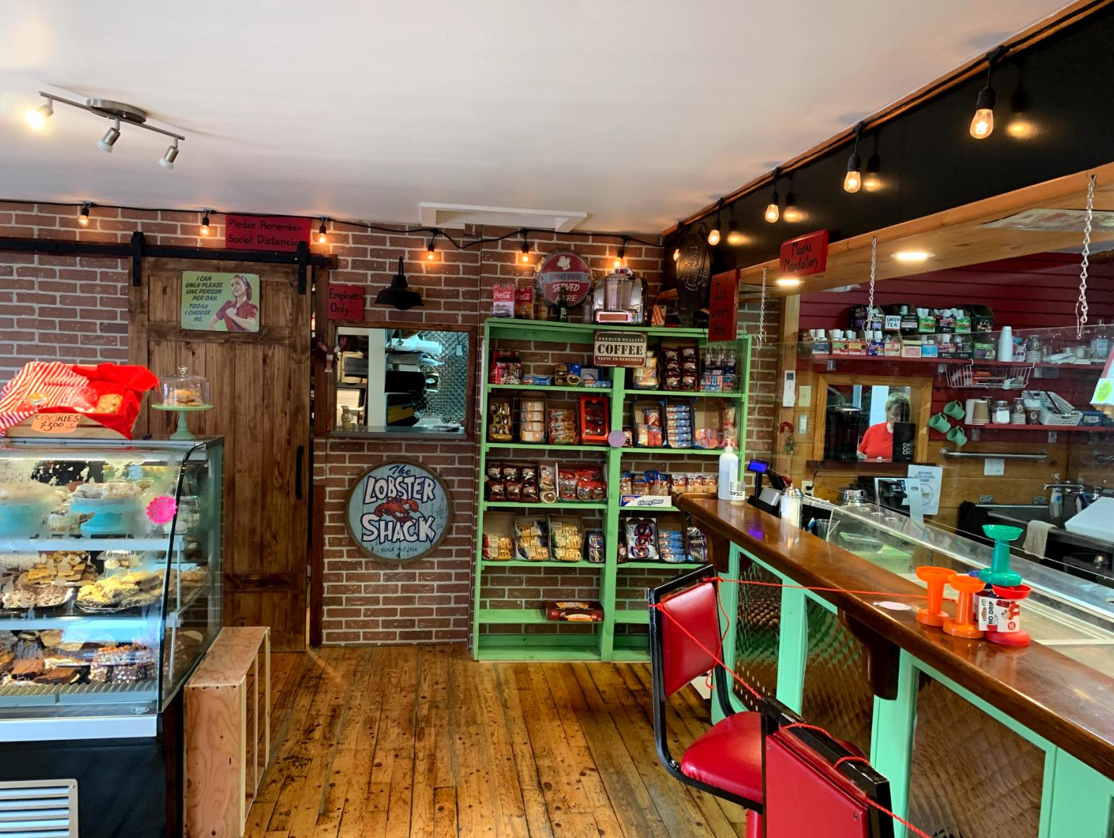 Coastal Cookhouse storefront