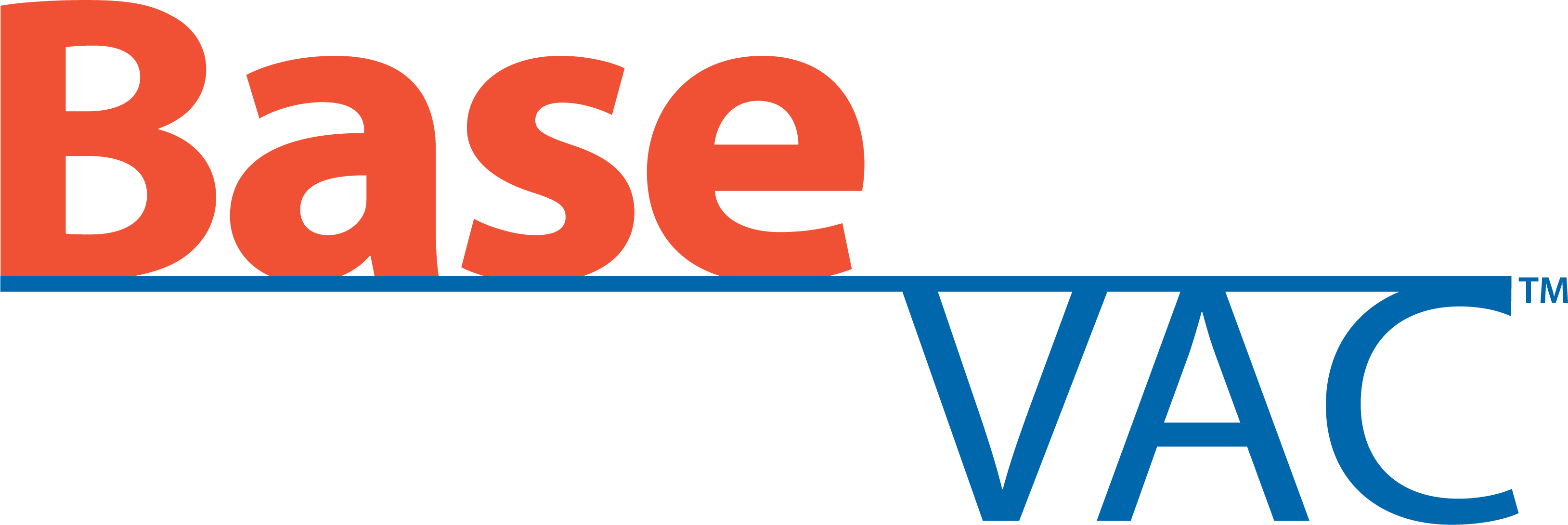 A logo for BaseVac Dental