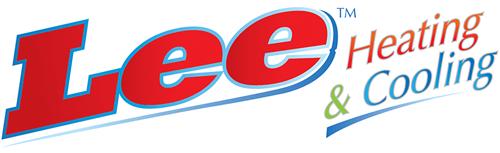 Lee Heating & Cooling Logo