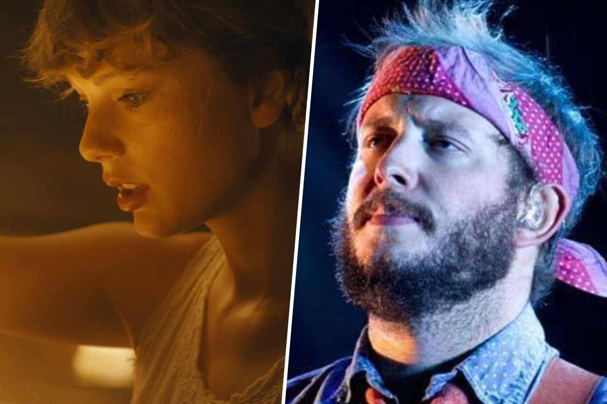 "Taylor Swift and Bon Iver collaborated on the song ""Exile"" on Swift's recent surprise release ""Folklore""."