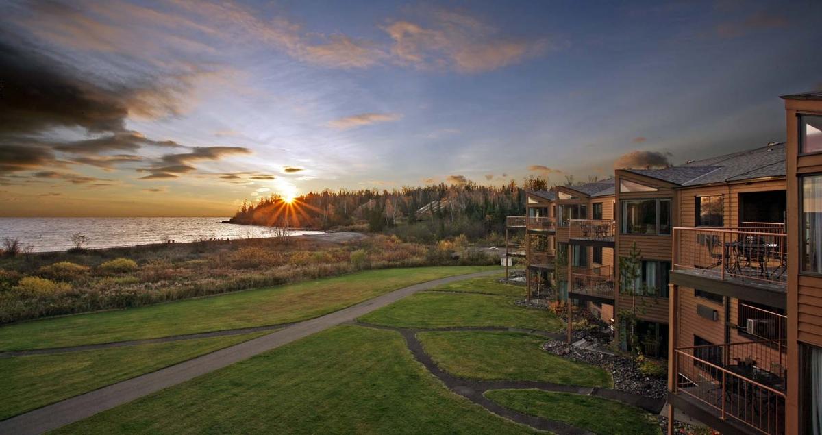 Superior Shores Resort and Burlington Bay Condos