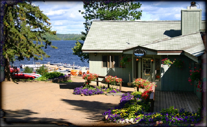 Gunflint Lodge and Gunflint Outfitters