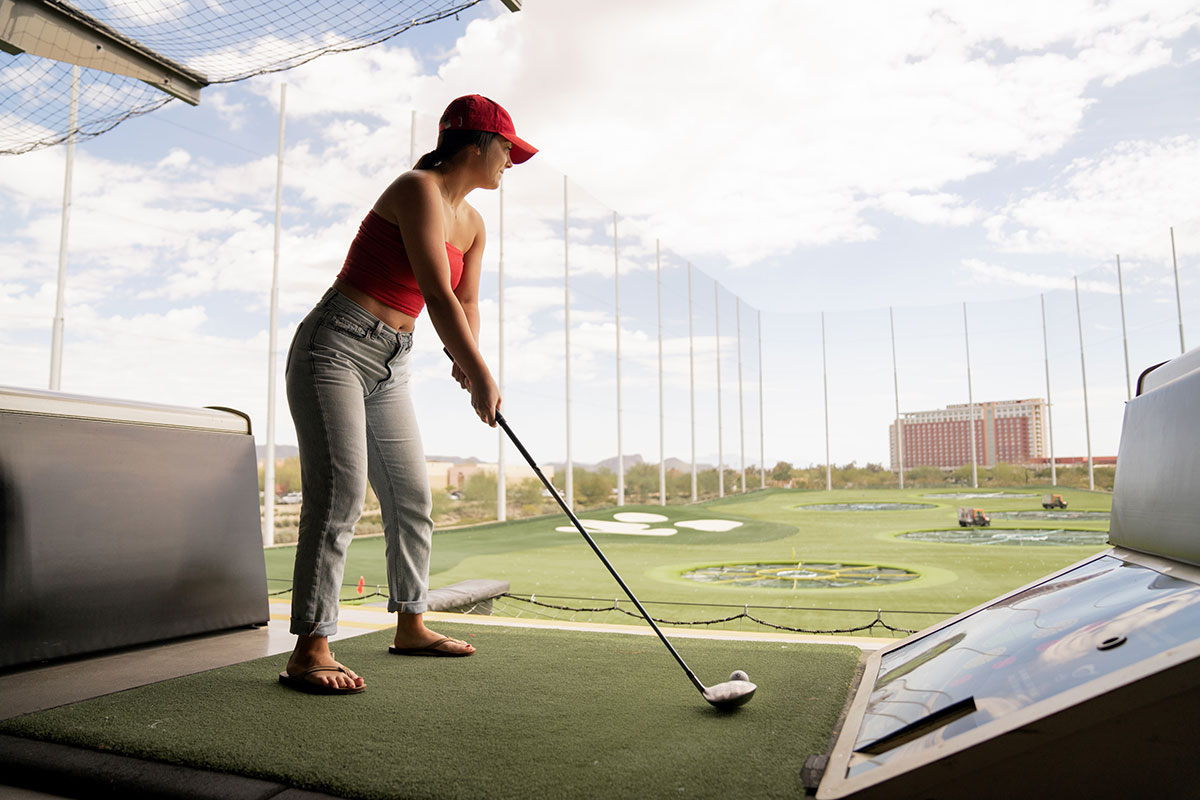 Frank Jermusek Dishes on What Golf Courses Can Learn From Topgolf