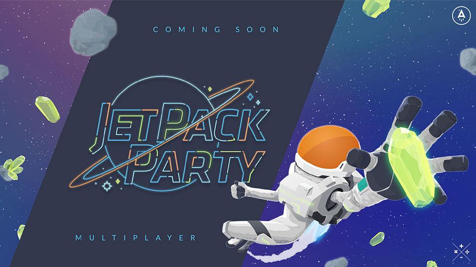 BlueStreak, JetPack Paty ad