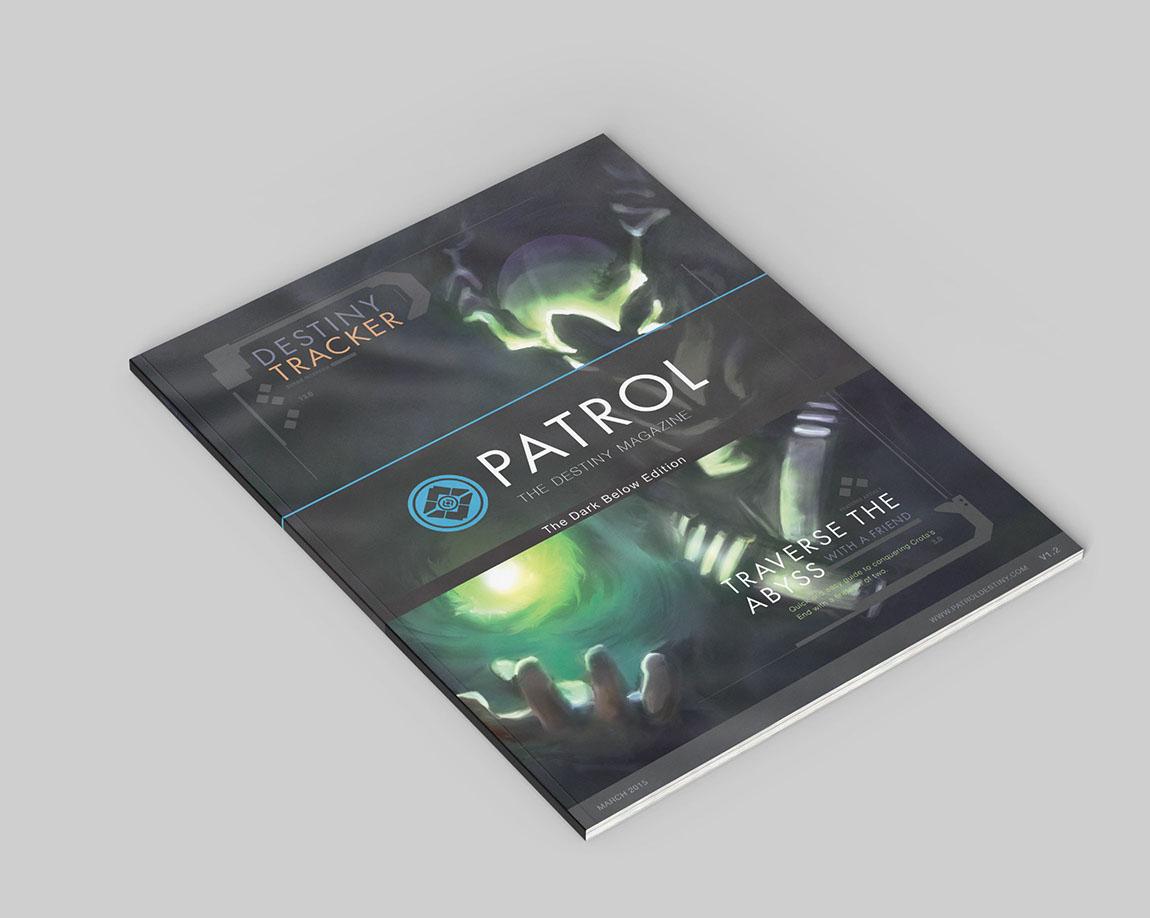 Destiny magazine cover