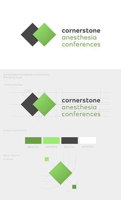 Cornerstone Anesthesia Conferences brand