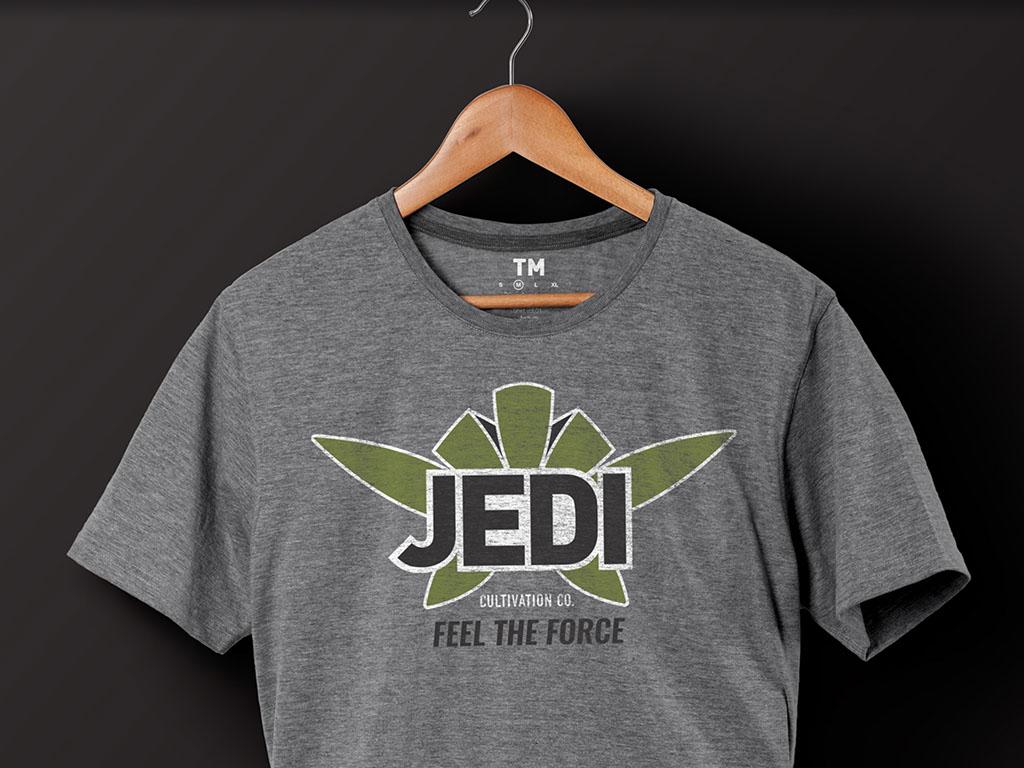 Jedi shirt