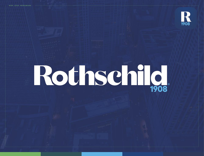 Rothschild Investment Corporation rebrand concept – LOL fuck banks