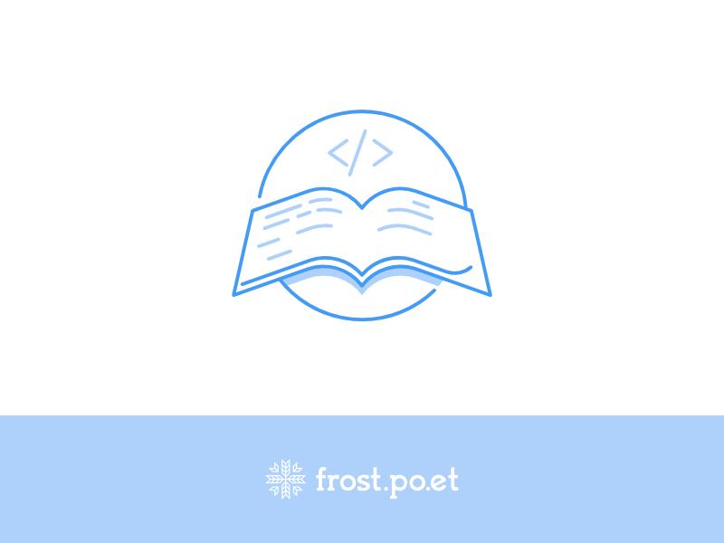 Po.et Frost icon Documentation