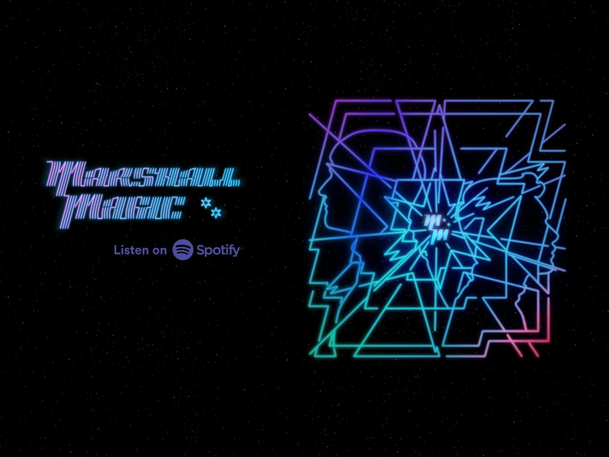 Marshall Magic EP cover art