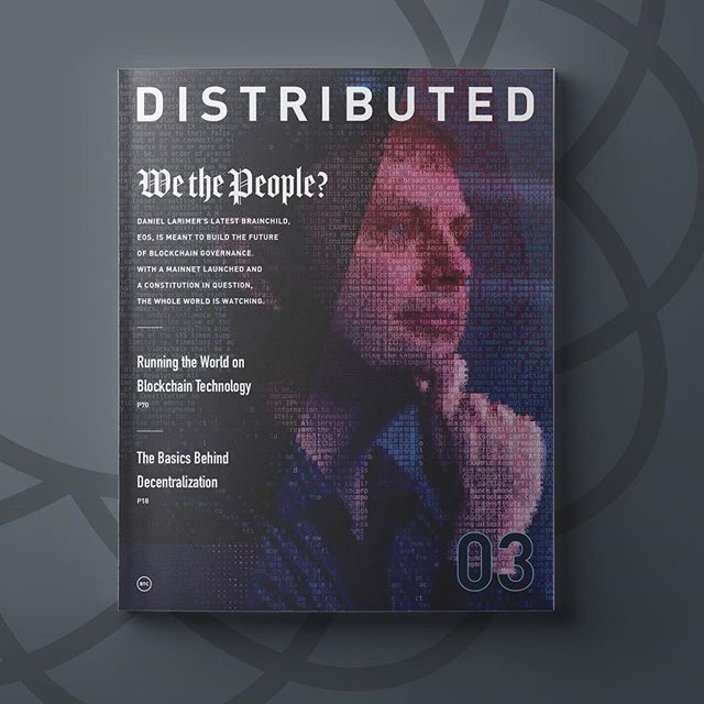 Distributed 03 cover art (collab. Pat Riley)