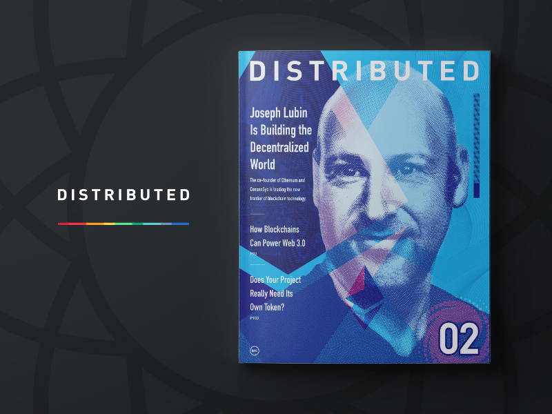 Distributed 02 cover art