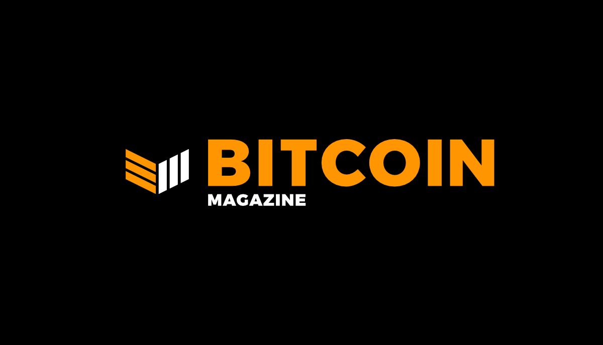 Bitcoin Magazine new logo (2019)