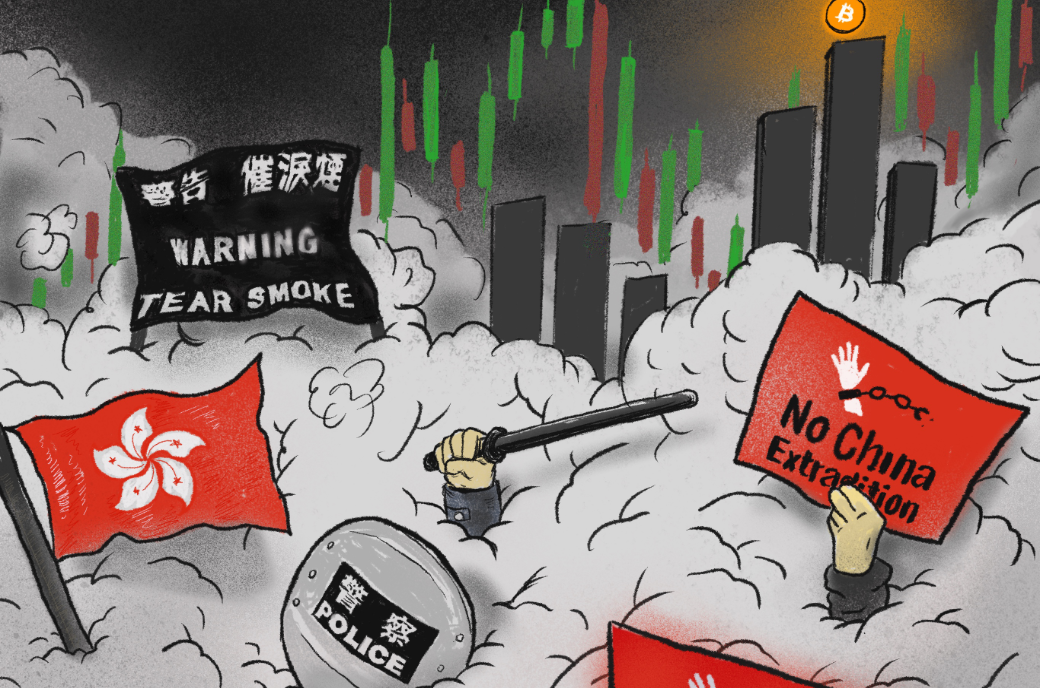 Bitcoin Trading in Hong Kong Spikes, Reaches Highest Levels Recorded – Artwork
