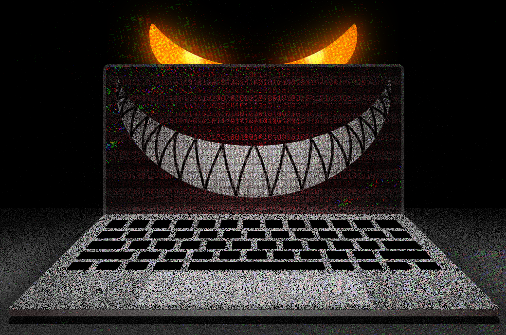 "Bitcoin Magazine Article Artwork – ""Cryptomining Attacks Remain One of the Nastiest Malware Threats of 2019"""