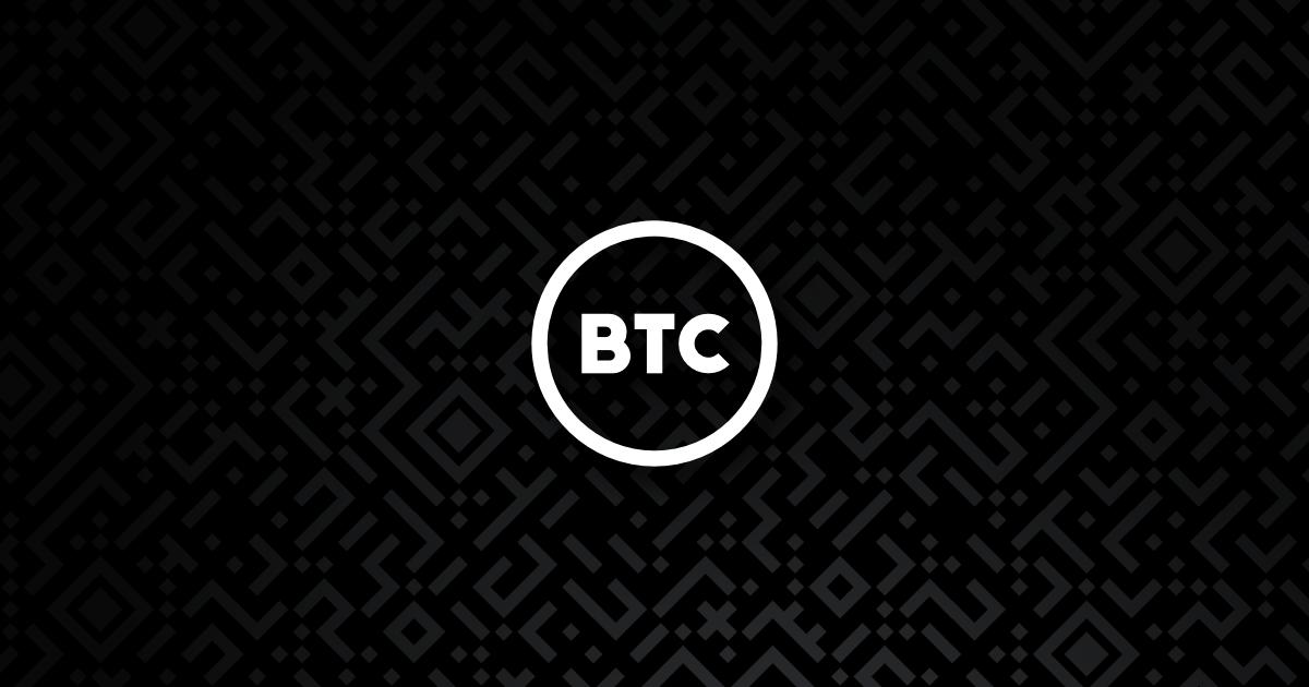 BTC Inc branding