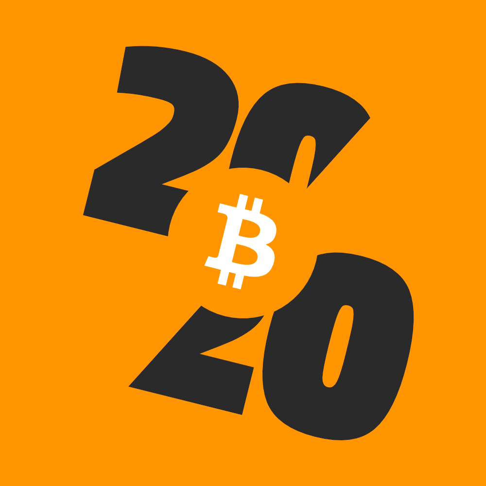 Bitcoin 2020 conference branding