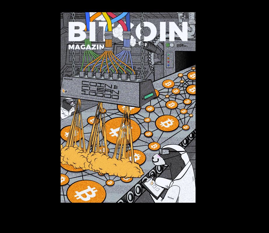 Bitcoin Magazine cover 3/18/2020