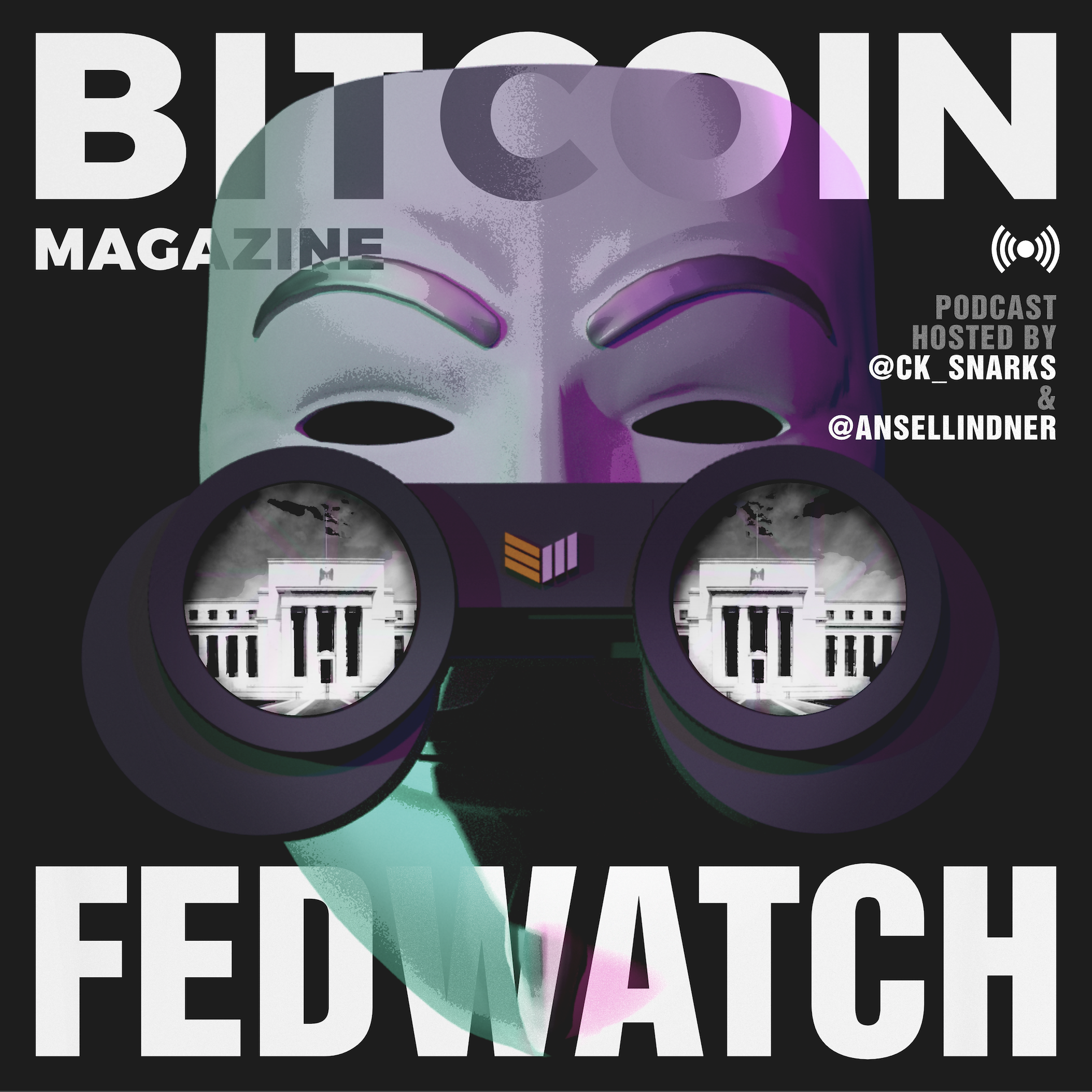 FEDWATCH podcast cover art