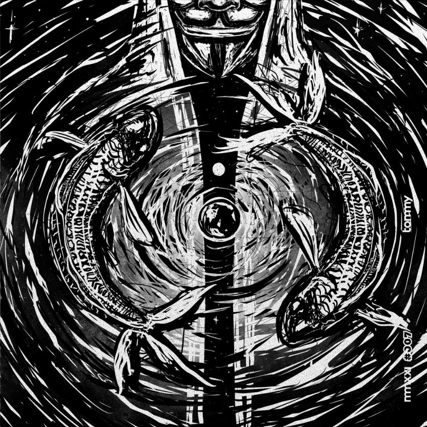 Satoshi-A-Day Sketch #007