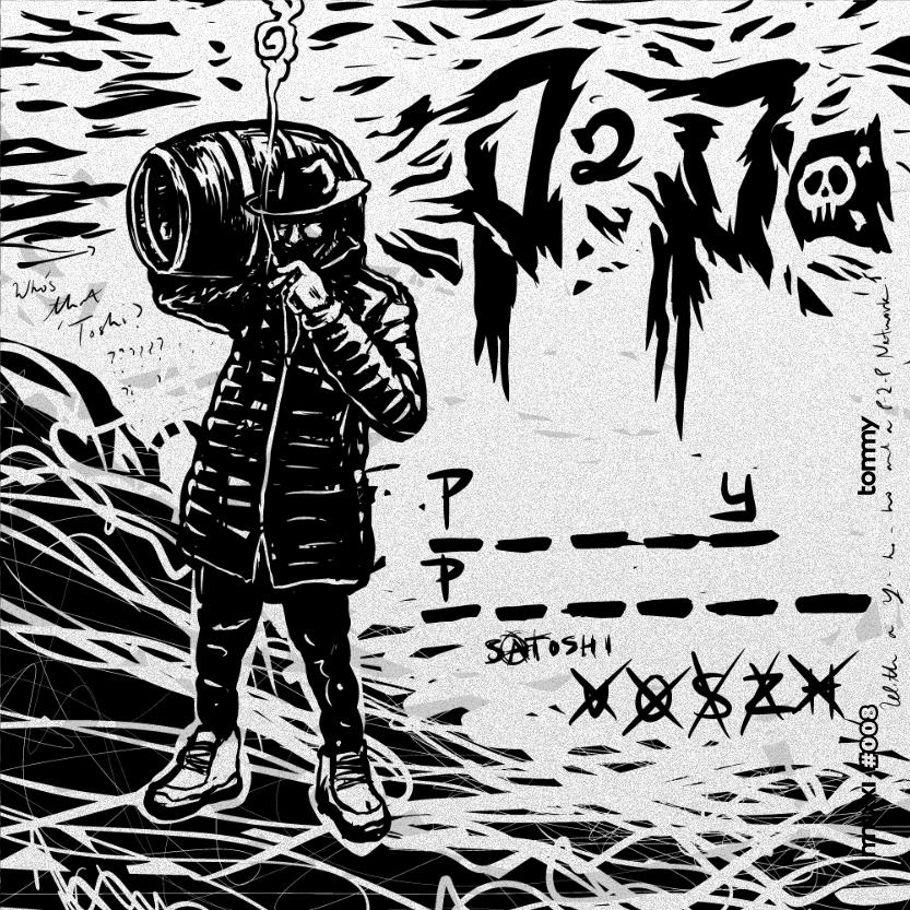 Satoshi-A-Day Sketch #008