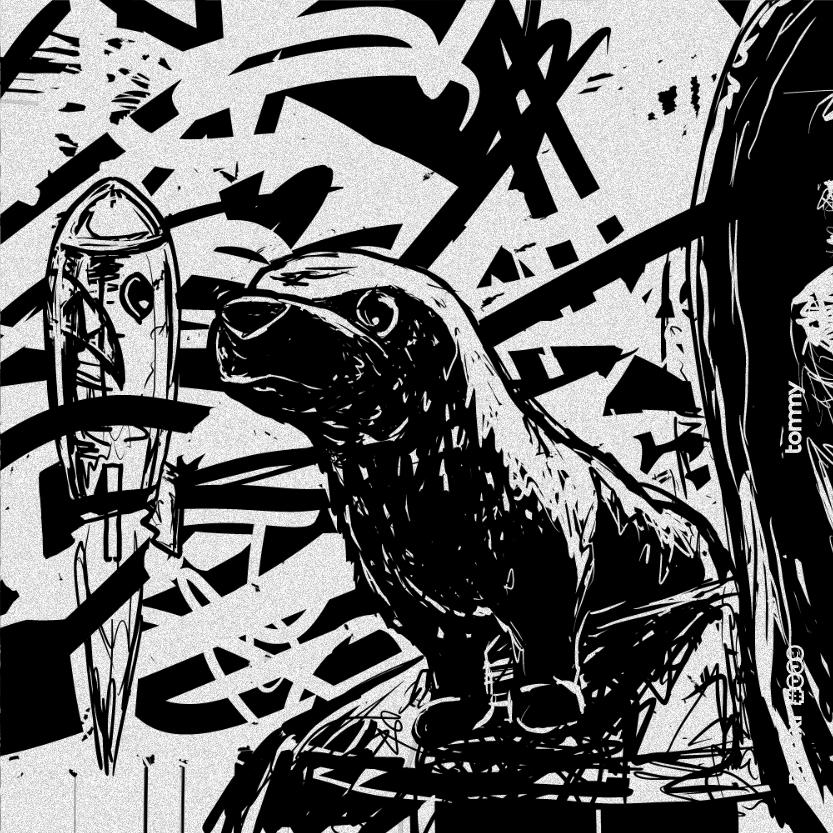 Satoshi-A-Day Sketch #009