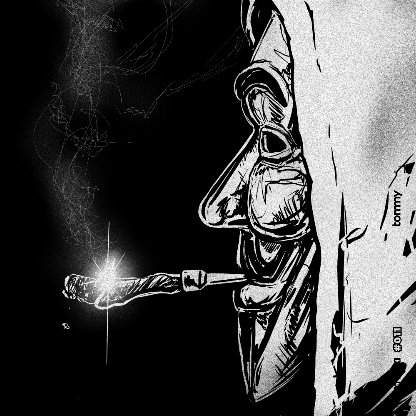 Satoshi-A-Day Sketch #011
