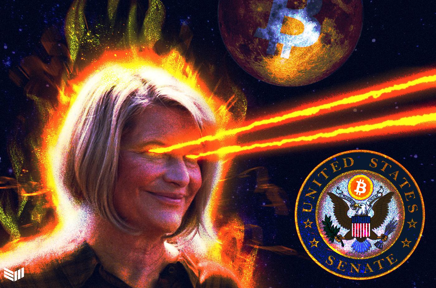 Cynthia Lummis Is Bringing Bitcoin To The U.S. Senate
