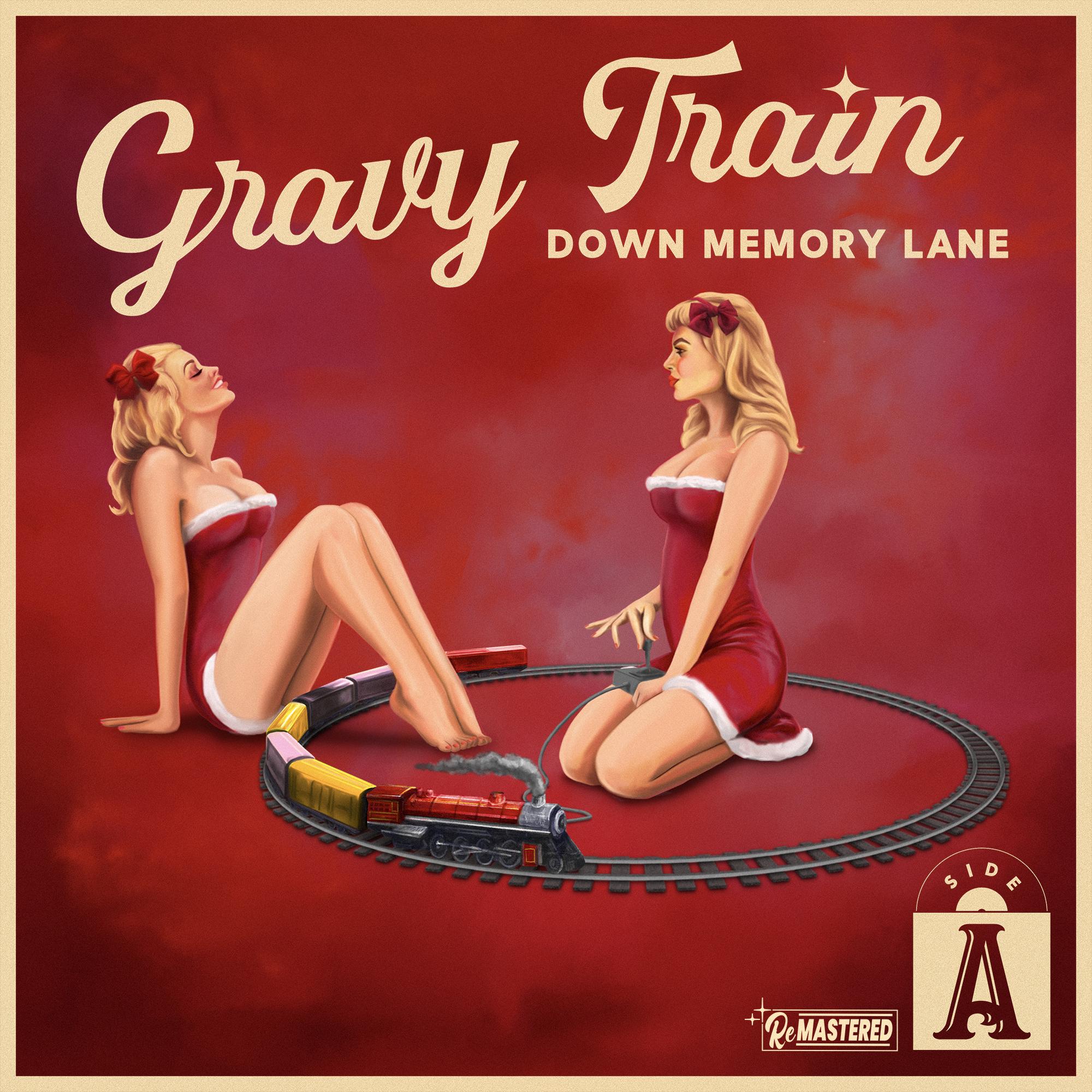 Gravy Train Down Memory Lane Side A - Yung Gravy