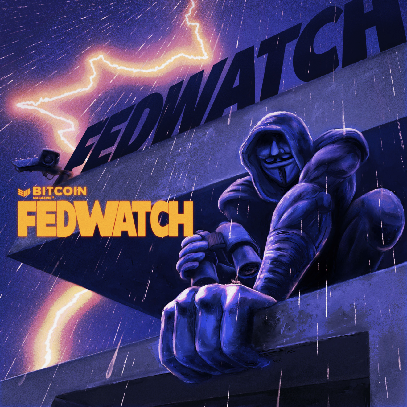 FEDWATCH cover art