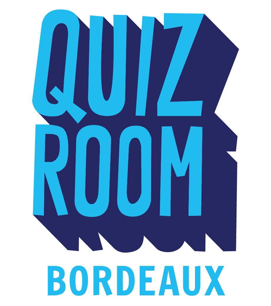 Logo - Quiz Room Bordeaux