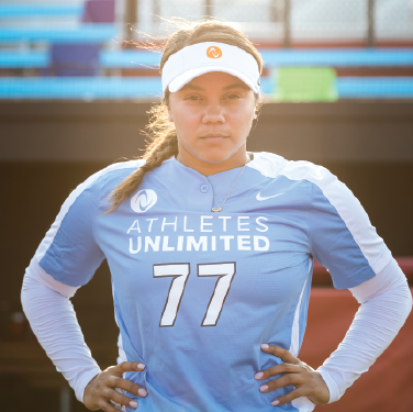 Athletes Unlimited Brand Identity