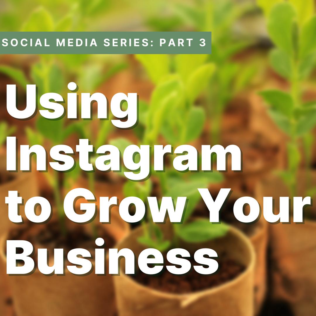 Using Instagram to Grow Your Farm Business