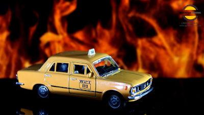 Hot Car Warning - Child Safety