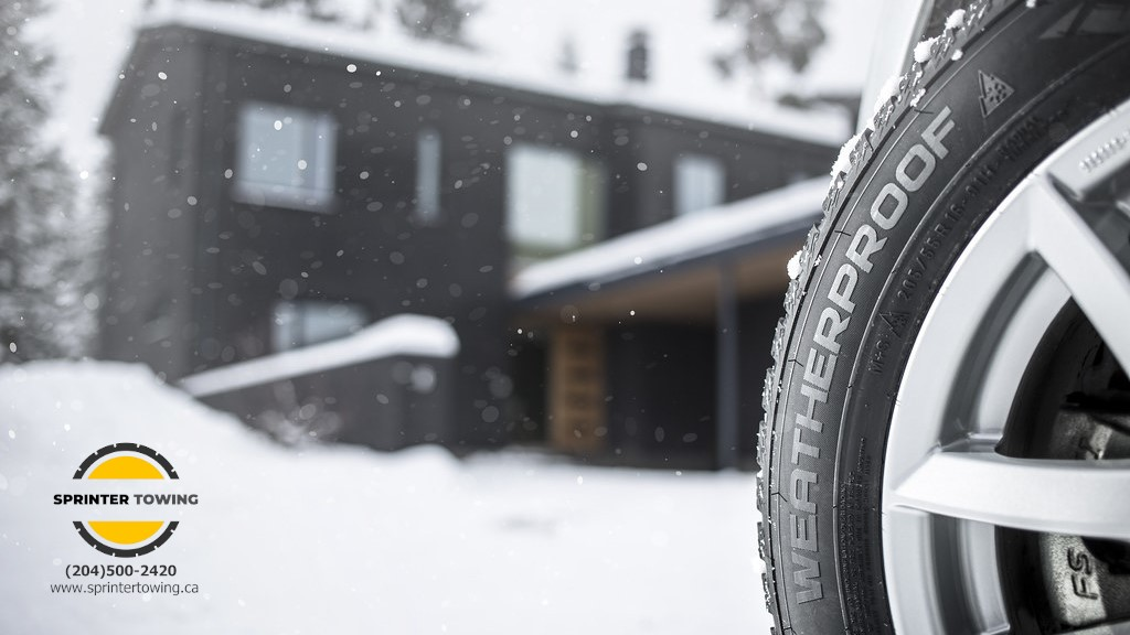 Are all-season tires good for winter?