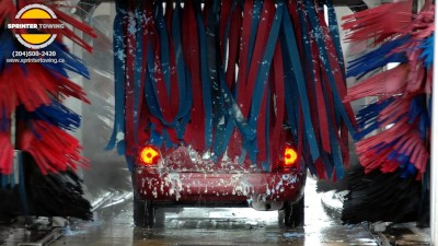 Spring Car Maintenance: Wash and Wax