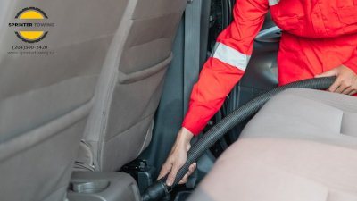 Spring Car Maintenance: Clean the Inside