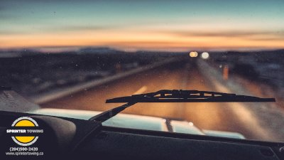Spring Car Maintenance: Inspect Your Wiper Blades