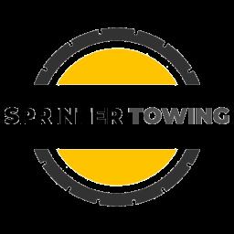 Sprinter towing winnipeg logo