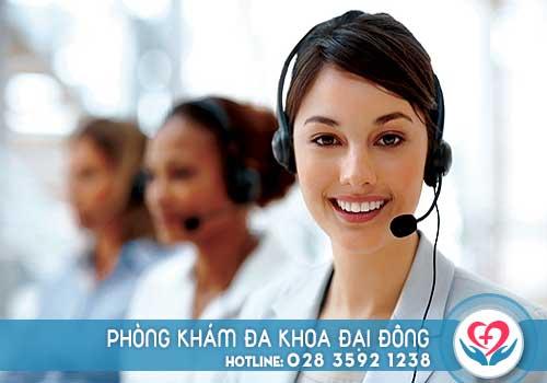 Tư vấn phụ khoa online qua điện thoại