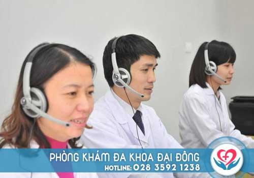 Tổng đài tư vấn phụ khoa online qua điện thoại