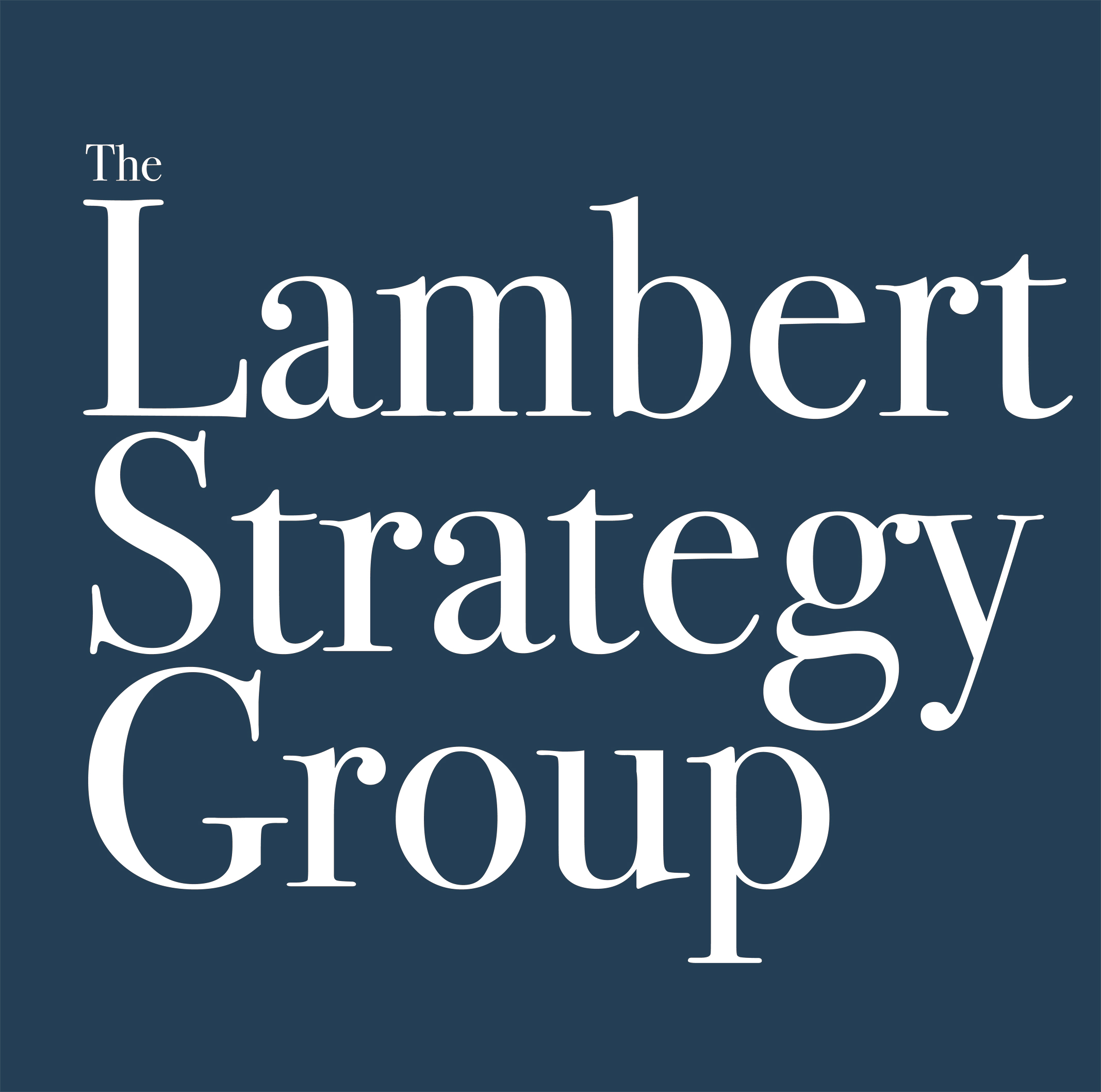 Lambert Strategy Group Ltd. Logo