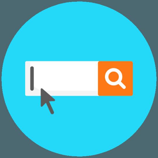 Suchmaschinen Marketing Icon von Wunderbox Marketing