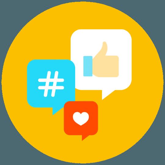 Social Media Icon von Wunderbox Marketing